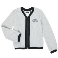 Textiel Meisjes Vesten / Cardigans Ikks XR17062 Grijs