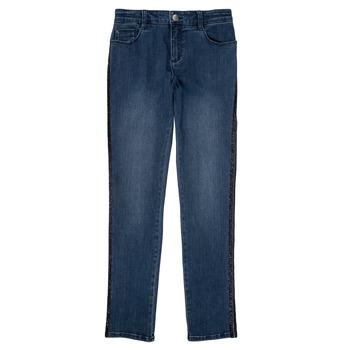 Textiel Meisjes Skinny jeans Ikks XR29062 Blauw