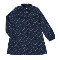 Textiel Meisjes Korte jurken Ikks XR30152 Blauw