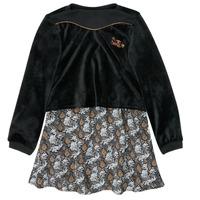 Textiel Meisjes Korte jurken Ikks XR30162 Zwart