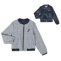Textiel Meisjes Wind jackets Ikks XR40012 Blauw
