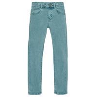 Textiel Jongens Skinny jeans Ikks XR29013 Groen