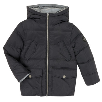 Textiel Jongens Dons gevoerde jassen Ikks XR41053 Zwart
