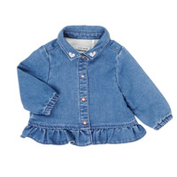 Textiel Meisjes Overhemden Ikks XR12030 Blauw