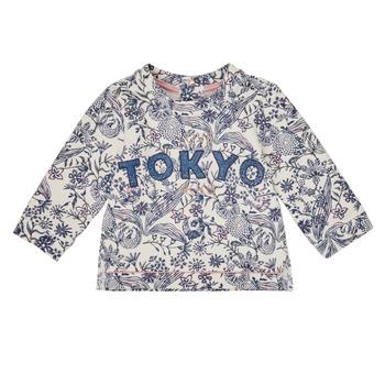 Textiel Meisjes Sweaters / Sweatshirts Ikks XR15020 Wit