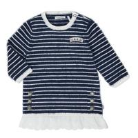 Textiel Meisjes Korte jurken Ikks XR30030 Wit