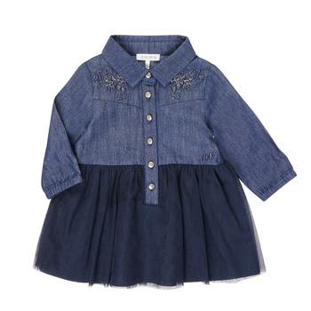 Textiel Meisjes Korte jurken Ikks XR30150 Blauw