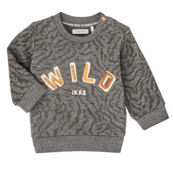 Textiel Jongens Sweaters / Sweatshirts Ikks XR15001 Grijs