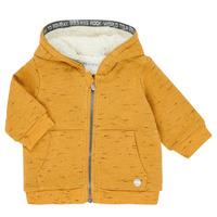 Textiel Jongens Vesten / Cardigans Ikks XR17031 Geel