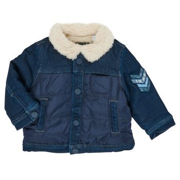 Textiel Jongens Wind jackets Ikks XR40031 Blauw