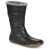 Schoenen Dames Hoge laarzen Camper PEU CAMI Zwart
