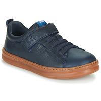 Schoenen Kinderen Lage sneakers Camper RUNNER 4 Marine