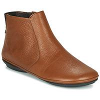 Schoenen Dames Laarzen Camper RIGHT NINA Bruin