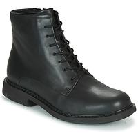 Schoenen Dames Laarzen Camper MILX Zwart
