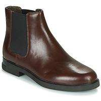 Schoenen Dames Laarzen Camper IMN0 Bruin