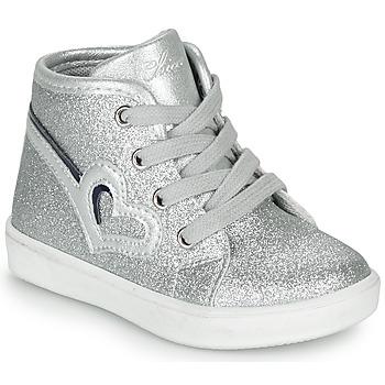 Schoenen Meisjes Hoge sneakers Chicco FLAMINIA Grijs