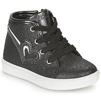 Schoenen Meisjes Hoge sneakers Chicco FLAMINIA Zwart