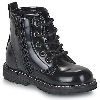 Schoenen Kinderen Laarzen Chicco COLLES Zwart