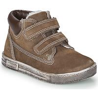 Schoenen Jongens Hoge sneakers Chicco CLAY Bruin
