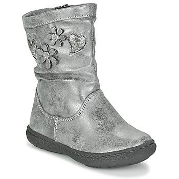 Schoenen Meisjes Hoge laarzen Chicco COLETTA Grijs