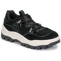 Schoenen Dames Lage sneakers Chattawak TULSA Zwart