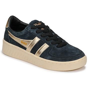 Schoenen Dames Lage sneakers Gola GRANDSLAM PEARL Zwart / Goud