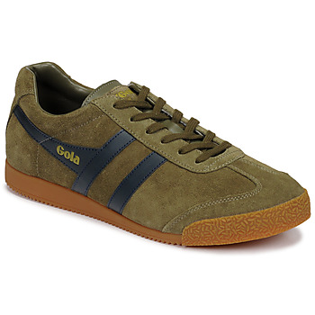 Schoenen Heren Lage sneakers Gola HARRIER Kaki / Marine