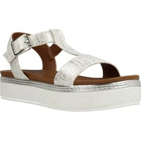 Schoenen Dames Sandalen / Open schoenen Café Noir GC913 Zilver