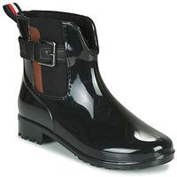 Schoenen Dames Regenlaarzen Tom Tailor  Zwart