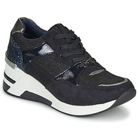 Schoenen Dames Lage sneakers Tom Tailor 92610-BLEU Blauw