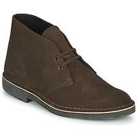 Schoenen Heren Laarzen Clarks DESERT BOOT 2 Bruin