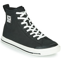 Schoenen Heren Hoge sneakers Diesel S-ASTICO MID CUT Zwart