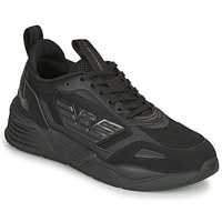 Schoenen Heren Lage sneakers Emporio Armani EA7 XK165 Zwart