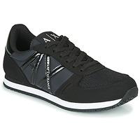 Schoenen Dames Lage sneakers Armani Exchange XCC62-XDX031 Zwart