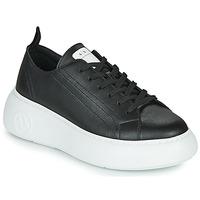 Schoenen Dames Lage sneakers Armani Exchange XCC64-XDX043 Zwart