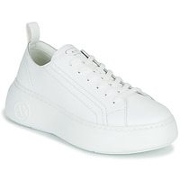 Schoenen Dames Lage sneakers Armani Exchange PROMNA Wit