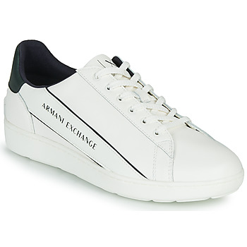 Schoenen Heren Lage sneakers Armani Exchange XV262-XUX082 Wit