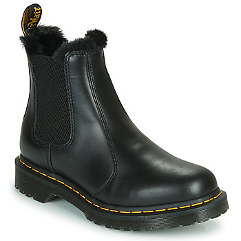 Schoenen Dames Laarzen Dr Martens 2976 LEONORE Zwart