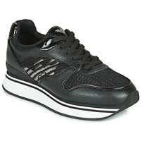 Schoenen Dames Lage sneakers Emporio Armani X3X046-XM547 Zwart