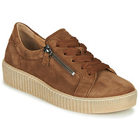 Schoenen Dames Lage sneakers Gabor 5333412 Camel