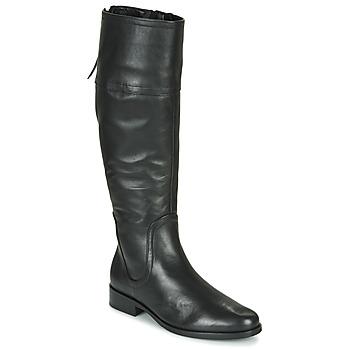 Schoenen Dames Hoge laarzen Gabor 5274757 Zwart