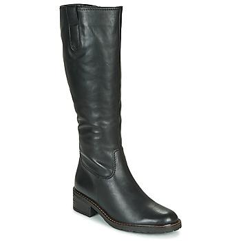 Schoenen Dames Hoge laarzen Gabor 5609757 Zwart