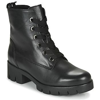 Schoenen Dames Enkellaarzen Gabor 5171137 Zwart