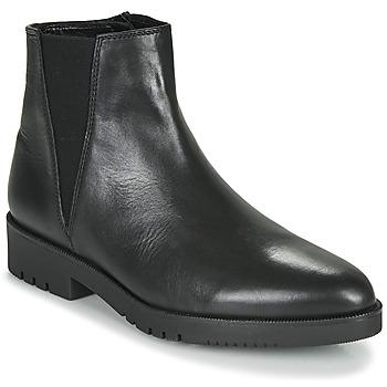 Schoenen Dames Enkellaarzen Gabor 5658157 Zwart