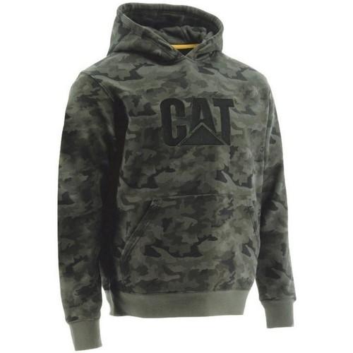 Textiel Heren Sweaters / Sweatshirts Caterpillar  Nacht Camo