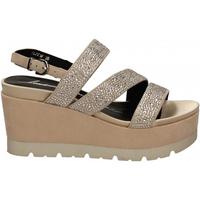 Schoenen Dames Sandalen / Open schoenen Luciano Barachini CAMOSCIO naturale