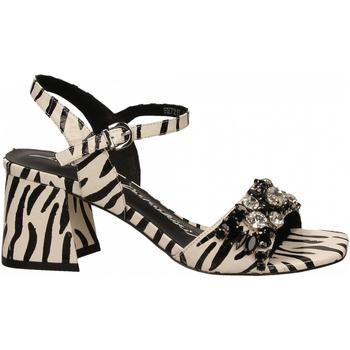 Schoenen Dames Sandalen / Open schoenen Luciano Barachini WIPS zebra