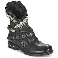 Schoenen Dames Laarzen Airstep / A.S.98 TIAL FOGLIE Zwart