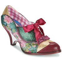 Schoenen Dames pumps Irregular Choice FORCE OF BEAUTY Bordeau / Groen