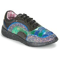 Schoenen Dames Lage sneakers Irregular Choice JIGSAW Zwart